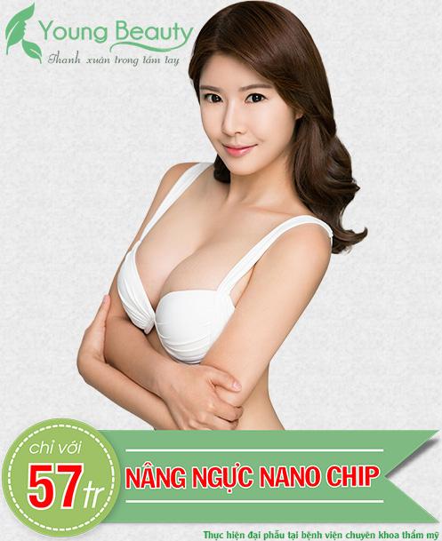 nâng ngực nano uy tín đảm bảo