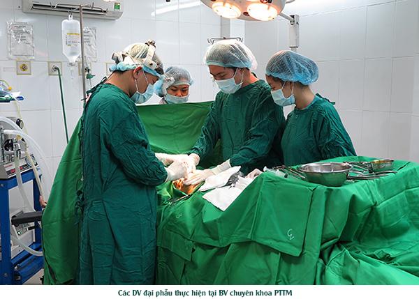 qui trình giải phẫu nâng ngực