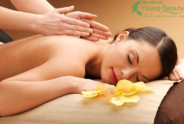 Quy trình massage body